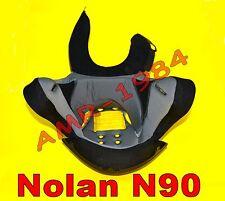 """INTERNO CLIMA COMFORT GREY per NOLAN N90 taglia  """" L """" ORIGINALE NOLAN sprin0335"""
