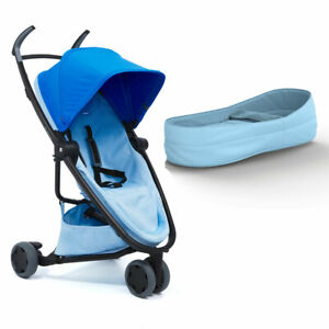 Brand New Quinny ZAPP Flex Pushchair Blue on Sky & Cocoon RRP£374