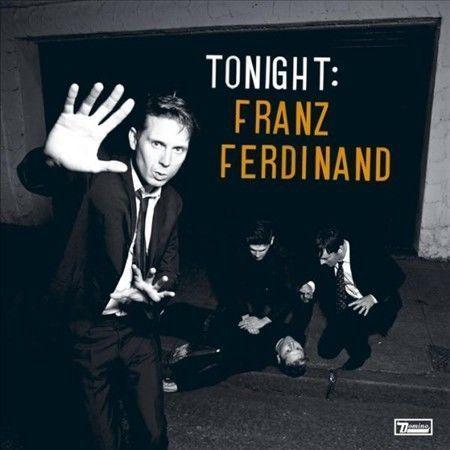 1 of 1 - Franz Ferdinand - Tonight: Franz Ferdinand /4
