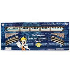 Walt Disney World Resort Monorail Play Set Toy Train NIB