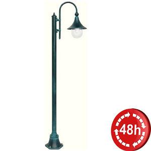 PALO LAMPIONE LAMPADA LAMPARA CLASSICO LANTERNA ILLUMINAZIONE ...