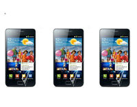 3 x Anti-Glare Anti-Scratch Screen Protector Film for Samsung Galaxy S2 GT-I9100