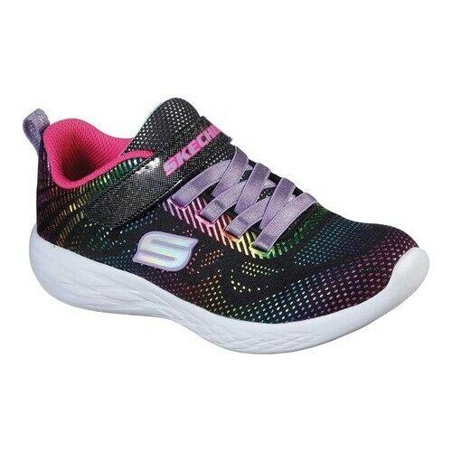 Skechers Girls/'   GOrun 600 Shimmer Speed Sneaker