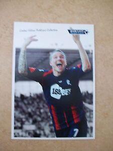 Barclays Premiership A5 Postcard  Matty Taylor  Bolton - Newbury, United Kingdom - Barclays Premiership A5 Postcard  Matty Taylor  Bolton - Newbury, United Kingdom