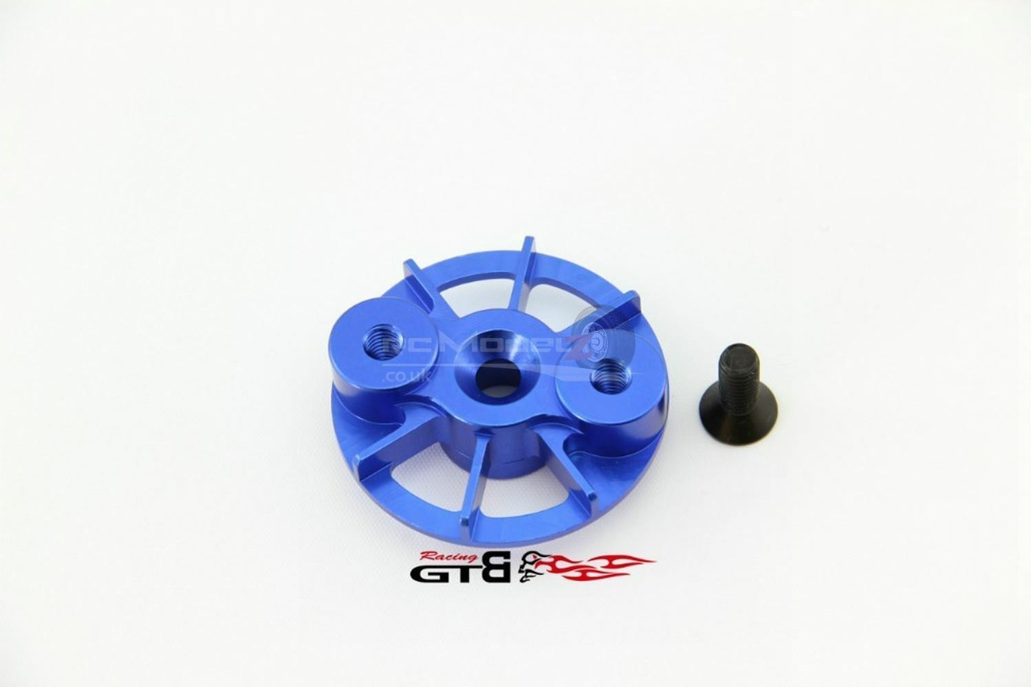 GTB Racing Alloy Cooling Clutch Plate shoes Holder Upgrade for Losi 5ive & KMX2