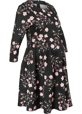 Women's Clothing Dresses Umstands-shirtkleid Scuba Gr.44/46