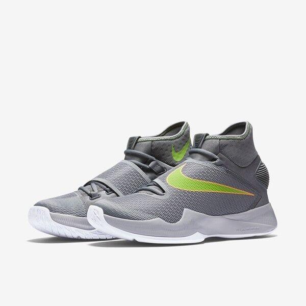 Nike Zoom HyperRev 2016 Schuhe 820224-030 Grau Herren Basketball Schuhe 2016 Neu Gr.49,5 ce0c89