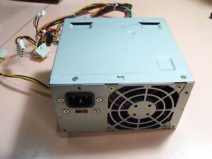 Dell 250W ATX Power Supply (NPS-250KB B REV:03) Dell P/N 0N380 20 ...