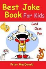 Best Joke Book for Kids: Best Funny Jokes and Knock Knock Jokes 200+ Jokes