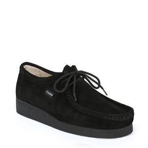 Tower Footwear Negro Wallabee Suede Zapatos-UK 9 dFFGFc5z5