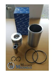 Zylinder Kolben passend für Case IHC D155, D206, D310 - 353, 383, 423, 433, 440