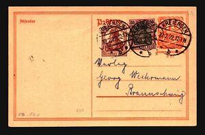 Germany-1922-Inflation-Postcard-Kreiensen-CDS-Z15662