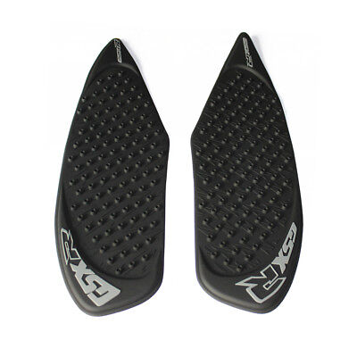 Tank Traction Side Pad Gas Knee Grip Protector For Suzuki GSXR750 600 2008-2010