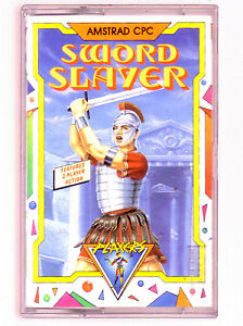 Sword Slayer Players Amstrad CPC  VGC amp Complete - Newcastle-upon-Tyne, United Kingdom - Sword Slayer Players Amstrad CPC  VGC amp Complete - Newcastle-upon-Tyne, United Kingdom