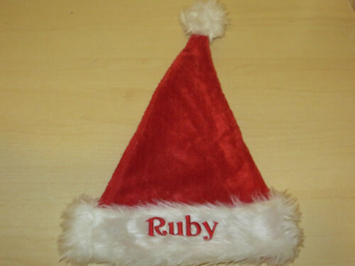 Personalised Christmas Hat All Sizes and Ages