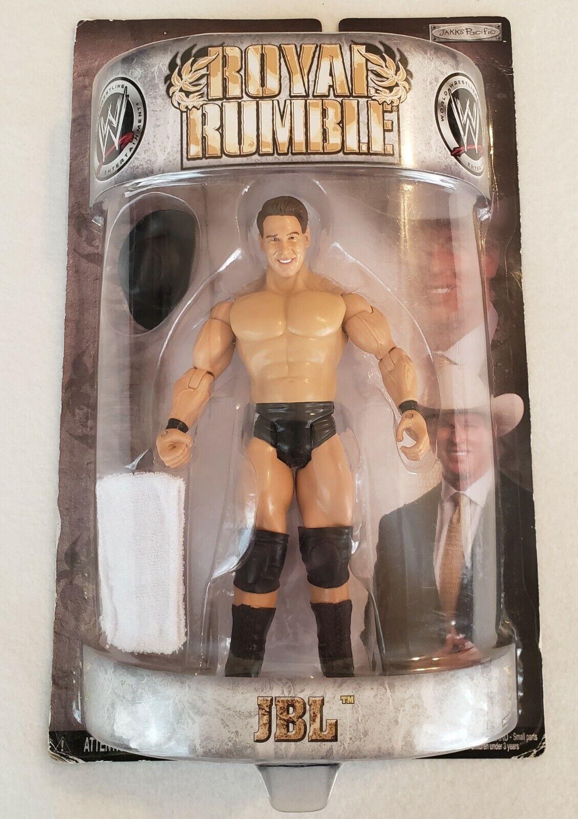 Royal Rumble JBL Figure 2008 (JAKKS  PACIFIC,  93737) très rare  - NEUF  vente d'usine en ligne discount