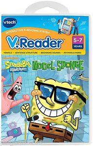 Vtech-V-Reader-Spongebob-Squarepants-Interactive-E-Reading-System-Software