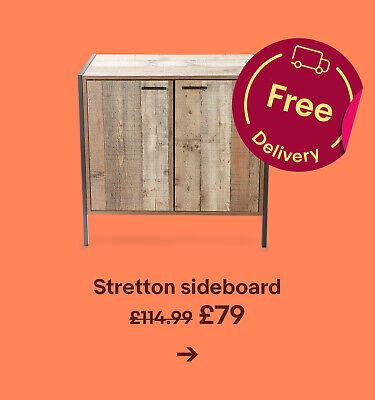 Stretton sideboard