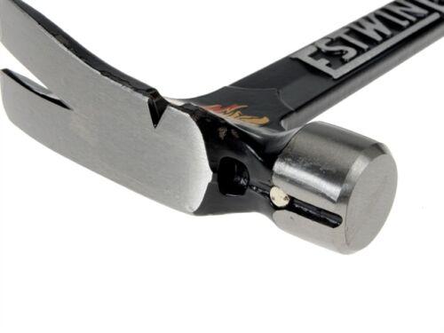 Estwing E15S ultra encadrement marteau en cuir 425 g//15 oz environ 425.24 g