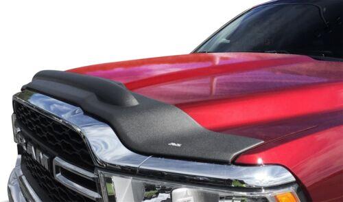 Bug Deflector-Aeroskin Ii Hood Protector Textured Black Auto Ventshade 436189