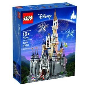 New-Lego-The-Disney-Castle-Set-71040-Cinderella-Walt-Disney-Free-Shipping-NIB