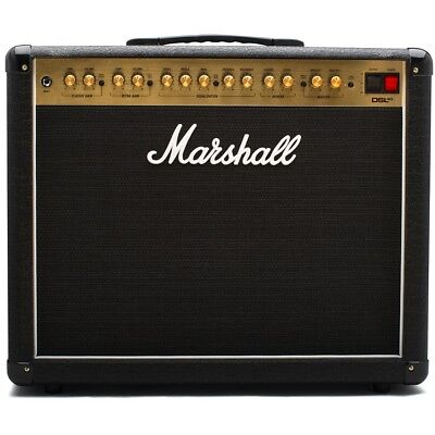 Marshall DSL40CR Tube Guitar Combo Amplifier 40W 2-Ch 1x12