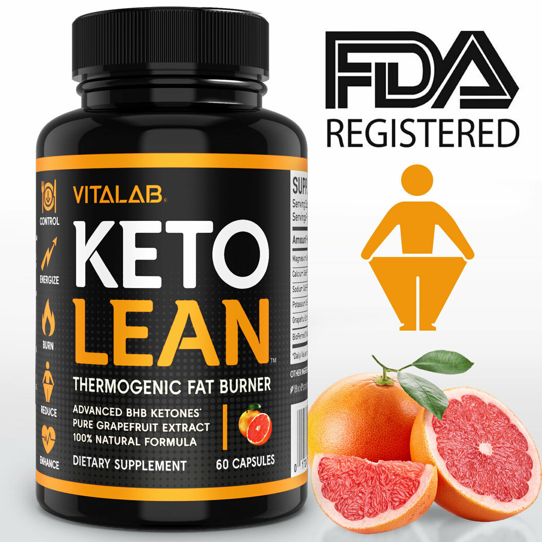 Keto Pills Weight Loss Pills Fat Burner 1000mg BHB Ketones Diet Pills