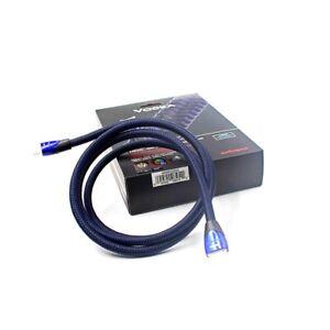 Ocean 4/' 4K UHD HD HDMI Cable Black//blue NEW AudioQuest