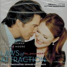 Laws Of Attraction - OST [2004]   Edward Shearmur   La-La Land CD NEU