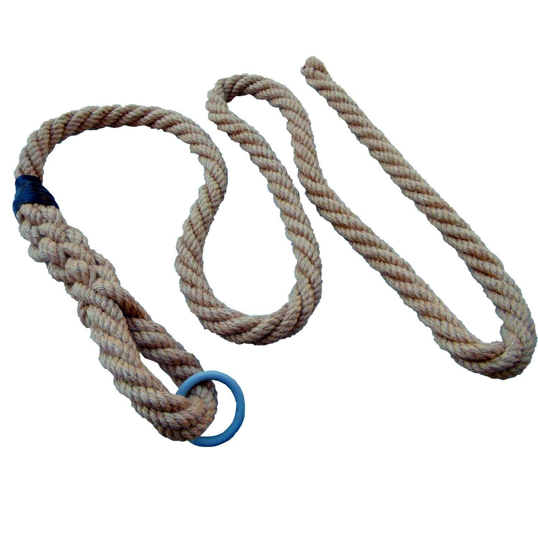 25 - 35mm Schaukelseil Kletterseil Spielseil 3-7mtr. Länge Klettertau Klettertau Klettertau aus Jute 09e441
