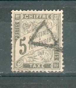 CoopéRative France ; Taxes ; 1881-92 ; Maury N° 14 ; Oblitéré