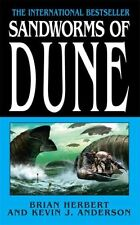 Dune: Sandworms of Dune 5 by Brian Herbert and Kevin J. Anderson (2008, Paperback)