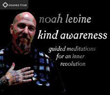 NEW! Kind Awareness: Guided Meditations for Inner Revolution Noah Levine [Audio]