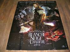 BLANCHE-NEIGE ET LE CHASSEUR - Chris Hemsworth - AFFICHE D'ÉPOQUE 120cm/160cm.