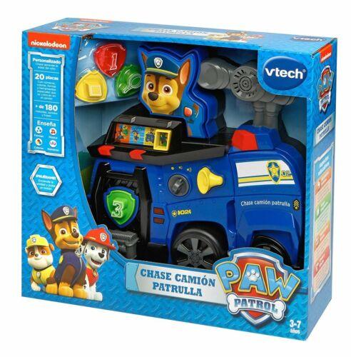 Vtech Camión Chase Centro Actividades