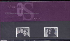 GB-Presentation-Pack-M01-1999-ROYAL-WEDDING-PRINCE-EDWARD