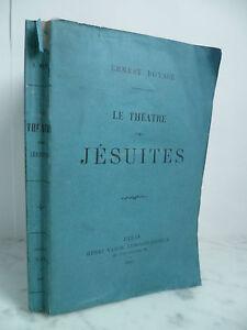 Ernest Boysse El Teatro Las Jesuitas Henri Reclamación 1880 Eo