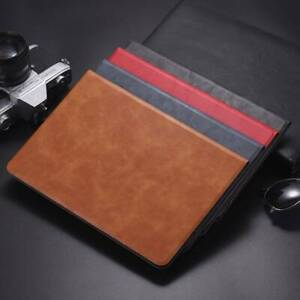 For iPad 5th 6th 7th 8th Gen Mini Air Pro Case Leather Smart Sleep Slim Cover