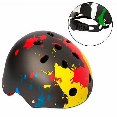 Running Wheels Light Weight adjustable Multi-Purpose Safety Helmet
