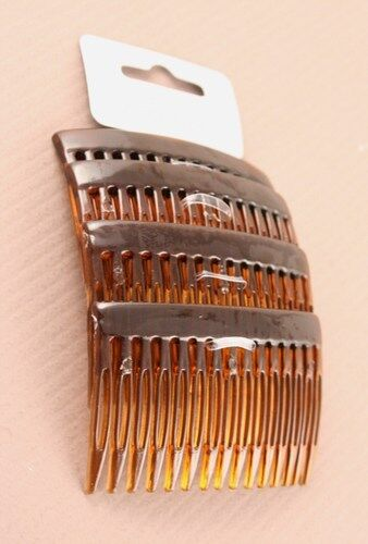 Tort Hair Combs Tort Slides Side Combs Plastic Sidecomb