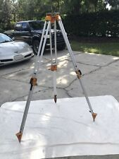 Vintage 80 Arise Surveying Aluminum Tripod 5 3 Long Max Length Lightweight 2