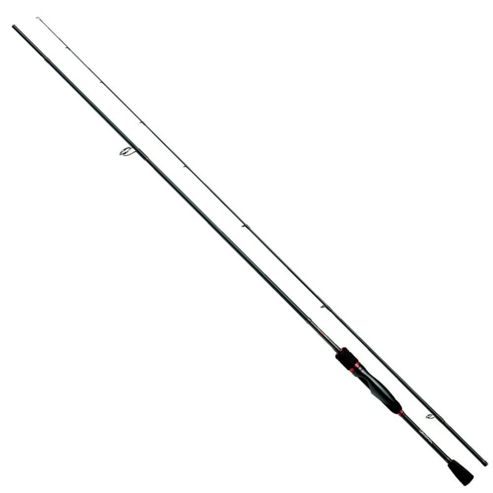 Daiwa GEKKABIJIN 76L-T 7.6ft Light Casting Spinning Fishing Rod Pole