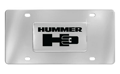Hummer H3 Decorative Vanity Front License Plate