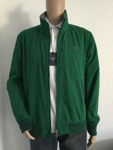 Gant the New Hampshire JACKET NUOVA Giacca Estate col Racing Green 26