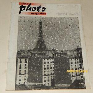 Cine-PHOTO-Magazine-Janvier-1956-Bernard-VALETTE-Le-montage-Pub-ROYFLEX