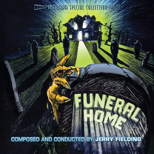 Funeral Home  Complete Score  Limited Edition  OOP  Jerry Fielding - Nottingham, United Kingdom - Funeral Home  Complete Score  Limited Edition  OOP  Jerry Fielding - Nottingham, United Kingdom