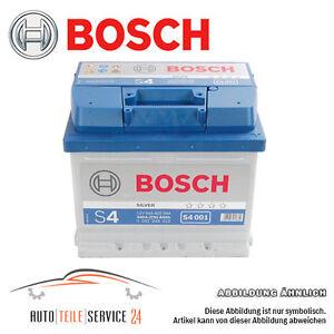 autobatterie bosch silver s4 001 0092s40010 12v 44ah 45ah. Black Bedroom Furniture Sets. Home Design Ideas
