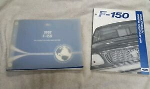 1997 Ford F-150 Truck Wiring diagram Manual + NEW MODEL ...