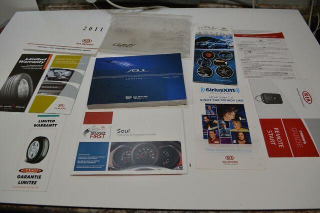 2020 Kia Soul Owner U0026 39 S Manual Original Manual Guide