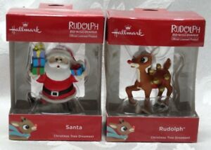 Hallmark Rudolph The Red Nosed Reindeer Christmas Ornament 2018